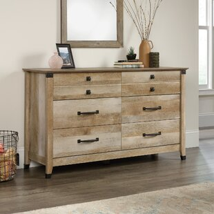 Pauling 6 Drawer Double Dresser