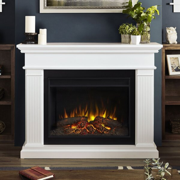 Real Flame Kennedy Grand 56 Quot Electric Fireplace Amp Reviews