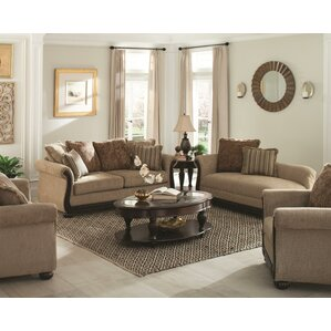 Desirat Configurable Living Room Set by World Menagerie