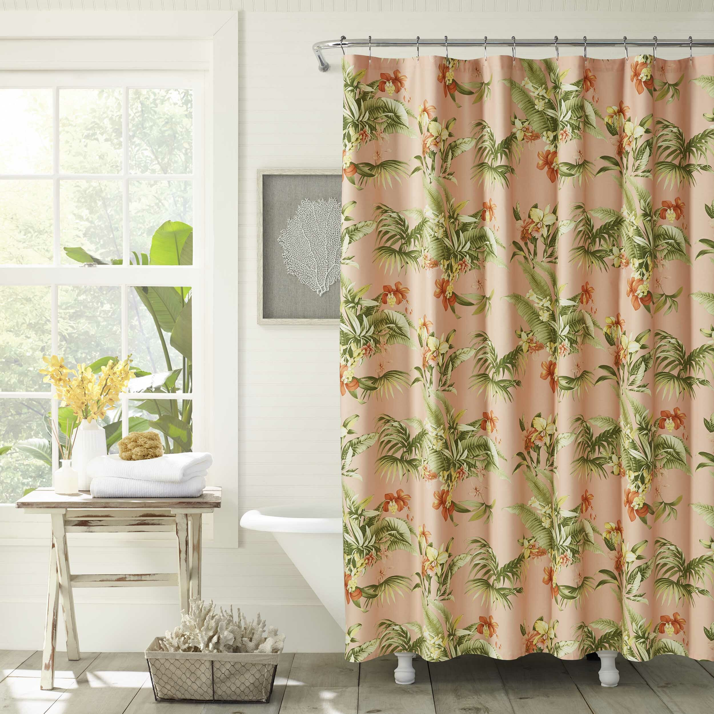 Bathroom Accessories Shower Curtains Fabric Shower Curtains