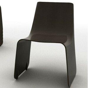Carbon Slip Side Chair by Orange22Modern