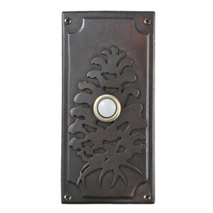 Wonderful Spruce Door Bell Cover