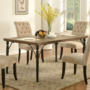 Lapeer Dining Table by Darby Home Co