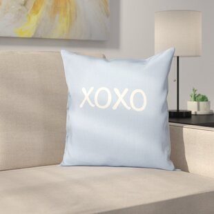 Xoxo Pillow Wayfair