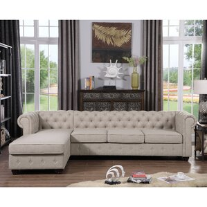Garcia Sectional by Mulhouse Furniture