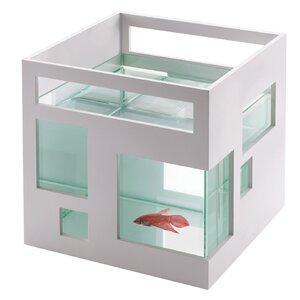 Fishhotel 1.8 Gallon Aquarium Bowl