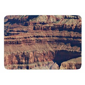 Grand Canyon Landscape 1 by Sylvia Coomes Bath Mat