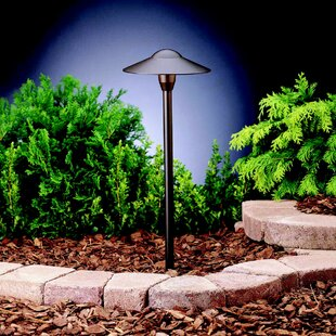 Kichler landscape lighting youll love wayfair 1 light pathway light set of 6 by kichler mozeypictures Image collections