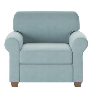Jennifer Armchair by Wayfair Custom Upholstery?