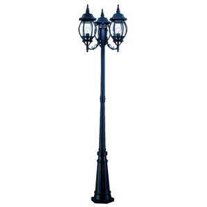 Exterior Light Post | Wayfair