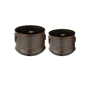 Iron Hose Pot Set