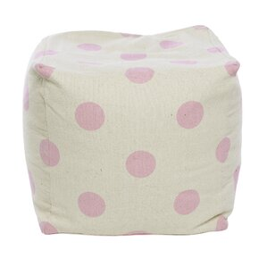 Polka Dot Pouf Ottoman by Best Home Fashion,..