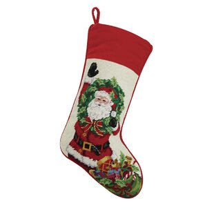 fe664fb767 Christmas Tree Stockings You'll Love | Wayfair