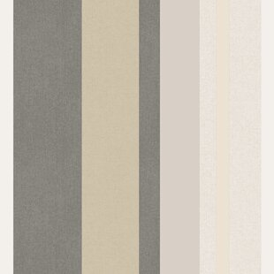 Silent Nature 10.05m L x 53cm W Roll Wallpaper by East Urban Home