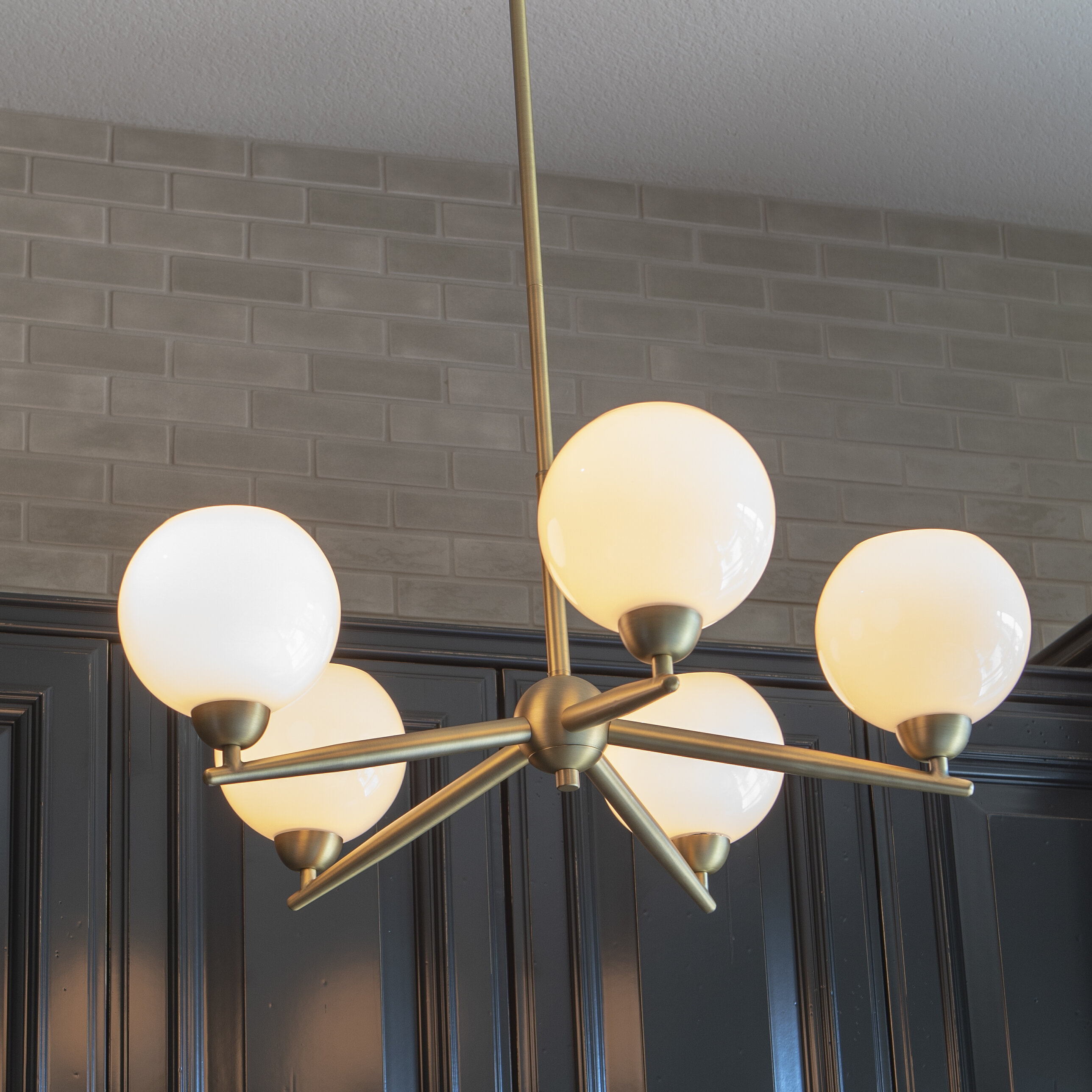Wrought studio eveleth 5 light sputnik chandelier wayfair
