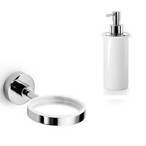 Bathroom Accessories White purple bathroom accessories you'll love   wayfair