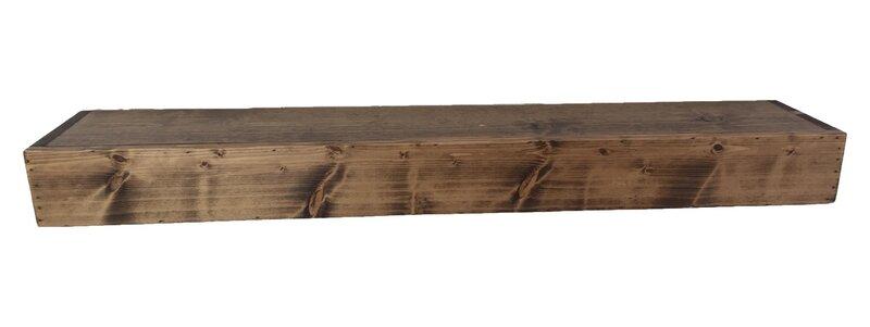 Westhampton Wood Floating Shelf