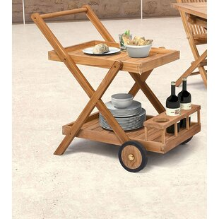 Morison Trolley Bar Cart
