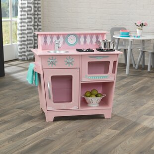 Wood Play Kitchen Sets Accessories You Ll Love Wayfair