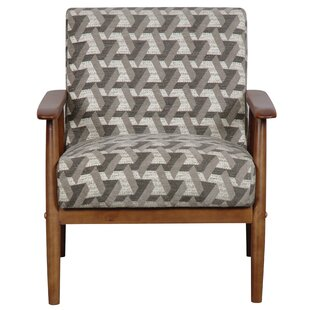 Accent Chairs With Wooden Arms Zef Jam