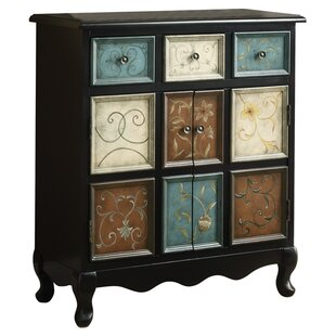 Apothecary 6 Door Accent Cabinet