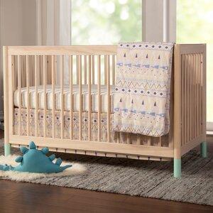 Desert Dreams Fitted Crib Sheet