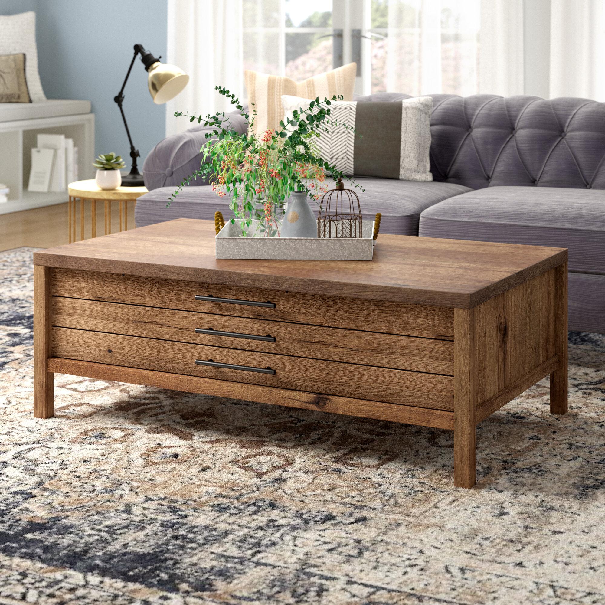 Laurel Foundry Modern Farmhouse Odile Coffee Table & Reviews   Wayfair
