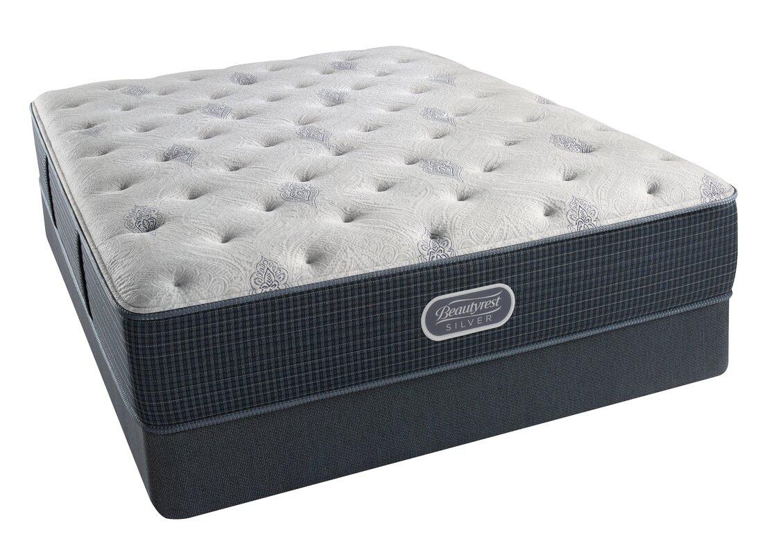 simmons beautyrest beautysleep 13 5 medium firm cooling. Black Bedroom Furniture Sets. Home Design Ideas