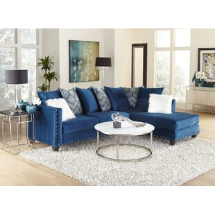 Crossover Denim Sectional
