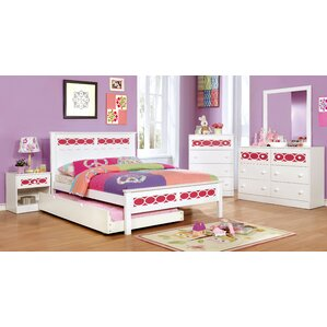 Stephon Panel Configurable Bedroom Set