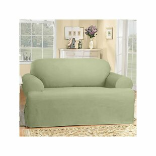 Sage Green Sofa Cover | Wayfair