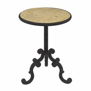 Vinit Metal End Table by G..