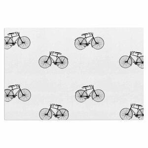 'Vintage Wheels' Doormat