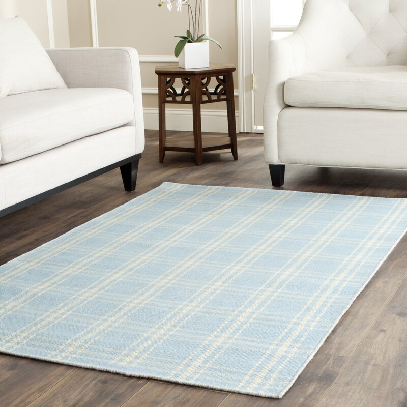 Safavieh Kilim Light Blue Beige Tribal Rug Amp Reviews