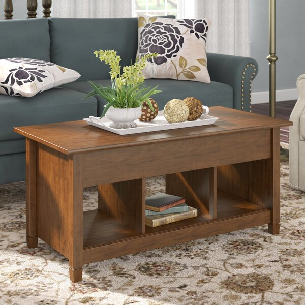 Lamantia Lift Top Coffee Table Amp Reviews Birch Lane