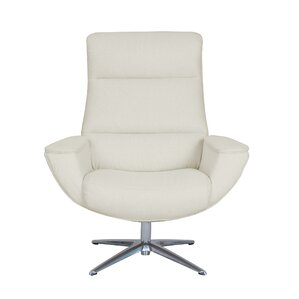 logan swivel armchair