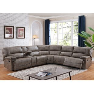 Charming Donovan Reversible Reclining Sectional