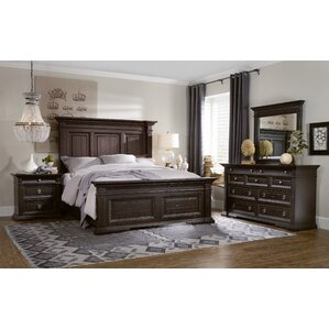 Treviso Panel Customizable Bedroom Set