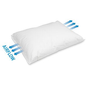 Breathable Waterproof Polyfill Pillow (Set of 2) by Alwyn Home