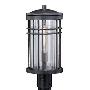 outdoor plug in lamp post light bulbs sathvik outdoor 1light 18 lamp post lights youll love wayfair