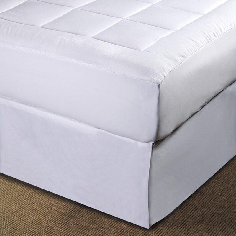 default_name - LCM Home Fashions, Inc. Micro Plush Pillowtop Polyester Mattress