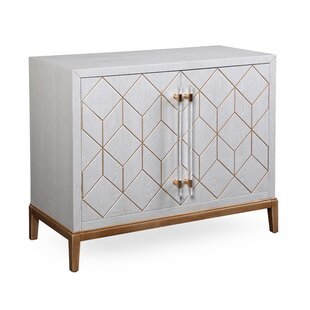Thoroughly Modern Perrine Hospitality Cabinet
