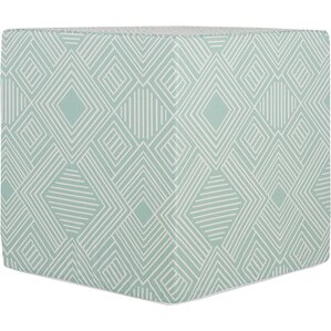 Soho Pouf Ottoman by Sweet Potato by Glenna Jean