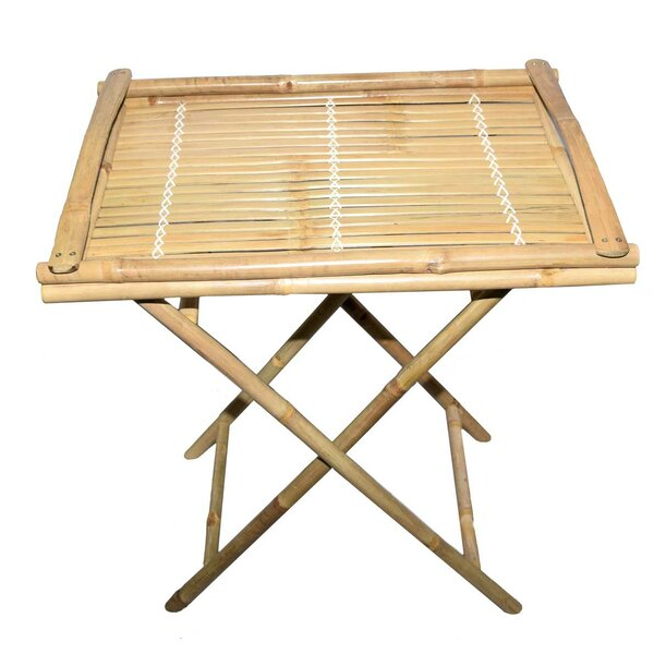 Bamboo54 Bamboo Tray Table | Wayfair