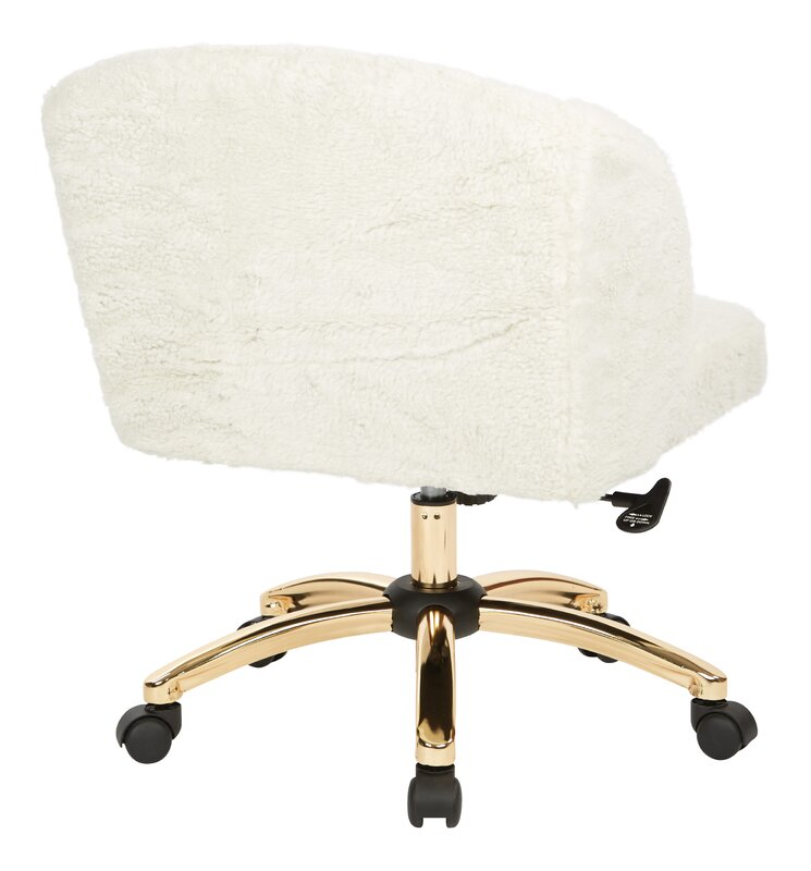 Superbe Ellen Mid Back Desk Chair