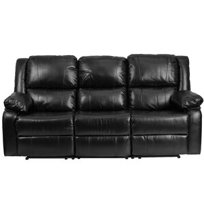Harben Reclining Sofa  sc 1 st  Wayfair & Sofa Recliners Youu0027ll Love | Wayfair islam-shia.org