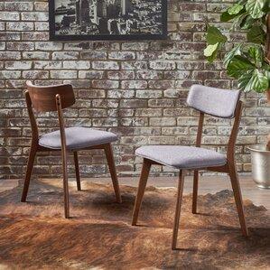 Putnam Upholstered Dining Chair (Set of 2..