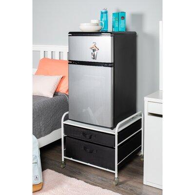 Mini Fridge Cabinet Storage Wayfair