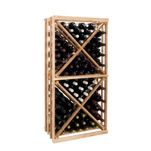 Vintner Series 96 Bottle Floor Wine Rack by Wine Cellar Innovations