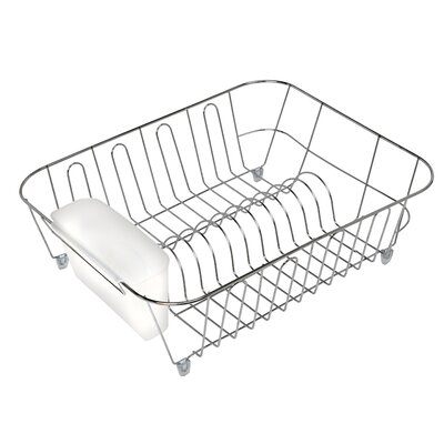 Over The Sink Dish Drying Rack Wayfair